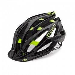 Giro Fathom Casca bicicleta negru-galben