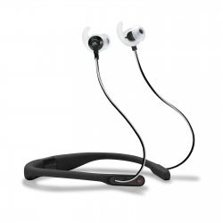 JBL Reflect Fit HR - casti bluetooth - negru