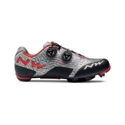 Northwave Rebel - gri - pantofi MTB