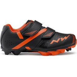 Northwave Hammer 2 Junior - pantofi MTB copii - negru-rosu