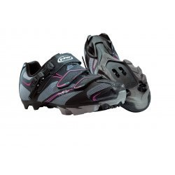 MTB Katana SRS Woman Black Anthracit Fuchsia Northwave