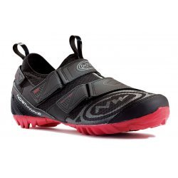Trekking Multi-App Black Red Northwave