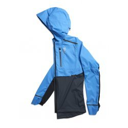 On Weather Jacket Malibu Navy - jacheta alergare