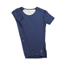 On Comfort-T midnight Tricou Alergare