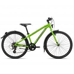Orbea MX 24 PARK verde-galben