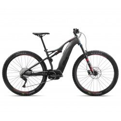 "Orbea Wild FS 30 - bicicleta electrica full suspension 29"" - gri-rosu - M"