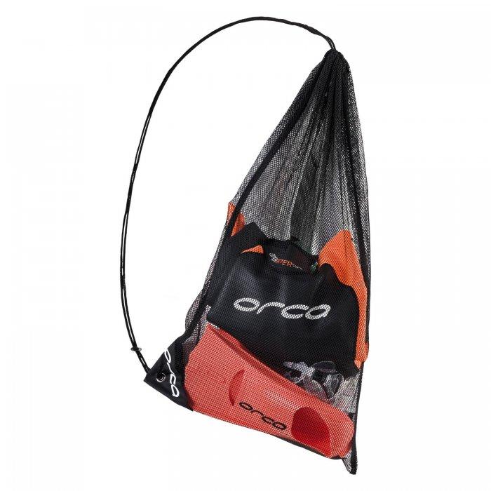 Orca Husa Swim Training Mesh-negru