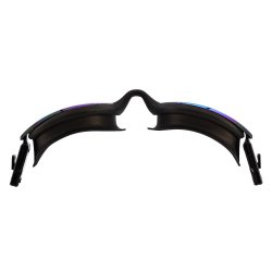 Orca Killa 180 ochelari inot triatlon negru/metalizat