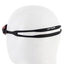 Orca Killa Vision ochelari inot triatlon negru/rosu