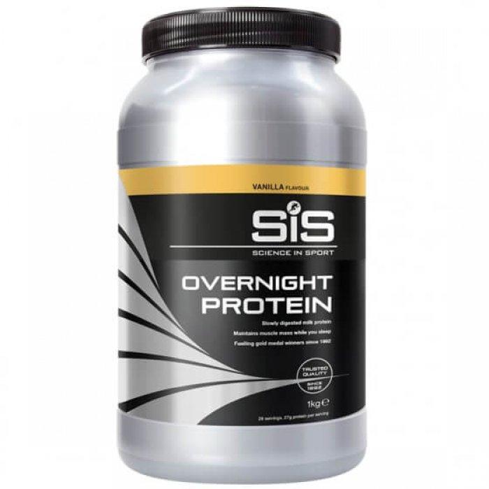 Overnight Protein Powder 1kg Vanilie