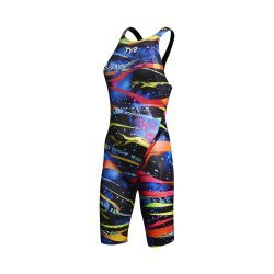 TYR Avictor Omaha Nights Open Back Multicolor