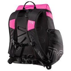 TYR Rucsac Alliance 30L negru-roz