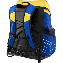 TYR Rucsac Alliance 45L albastru-galben