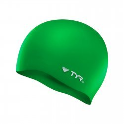 Casca inot silicon TYR verde