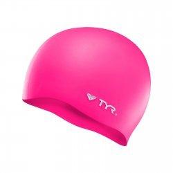 Casca inot silicon TYR roz