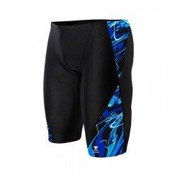 Moxie Blade Splice Jammer Swimsuit TYR albastru