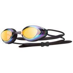TYR Blackhawk metalizati negru-auriu ochelari inot
