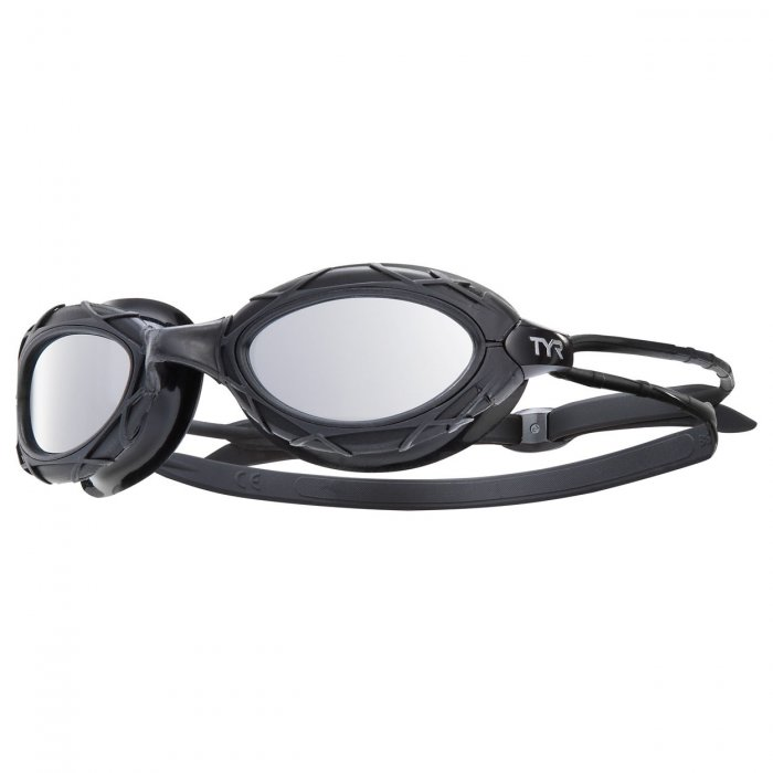 TYR Nest Pro Metalizat ochelari inot titanium
