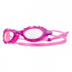 TYR Nest Pro Nano ochelari inot roz-mov