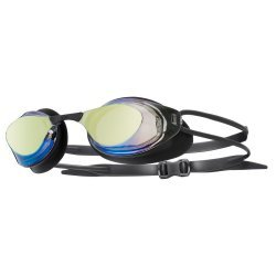 TYR Stealth Racing Metalizat ochelari inot auriu