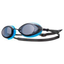 TYR Tracer Racing ochelari inot competitie negru-albastru