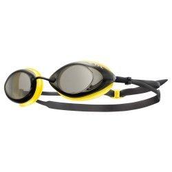TYR Tracer Racing ochelari inot competitie negru-galben