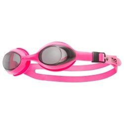 TYR Flexframe ochelari inot copii roz