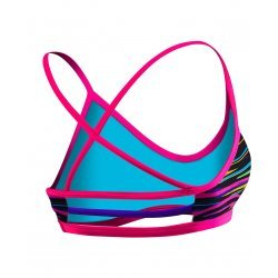 TYR Fresno Trinity Top purpuriu-multicolor