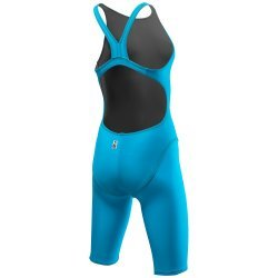 TYR Costum tehnic Thresher Open Back albastru-gri