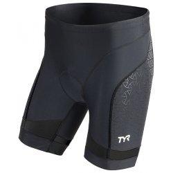 "TYR Tri Short Barbati 7"" negru-"