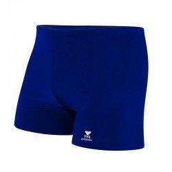 TYR Boxer Solid Square Leg albastru