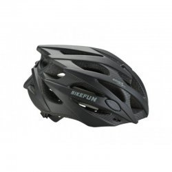 BikeFun Casca Edge negru-carbon