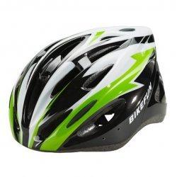BikeFun Casca Cobber negru-verde