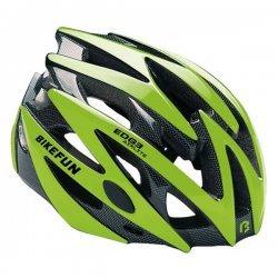 BikeFun Casca Edge green-carbon