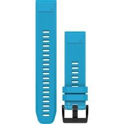 Garmin curea silicon albastra QuickFit 22 pentru Fenix 5