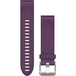 Garmin curea silicon mov QuickFit 20 pentru Fenix 5s