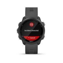 Garmin Forerunner 245 gri - ceas cu GPS pentru alergare, bicicleta, cardio, yoga si alte sporturi