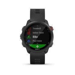 Garmin Forerunner 245 Music negru - ceas cu GPS pentru alergare, bicicleta, cardio, yoga si alte sporturi