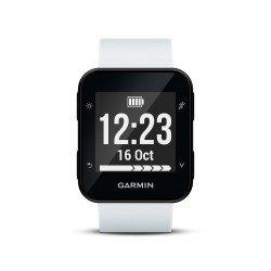 Garmin Forerunner 35 alb - ceas alergare cu GPS