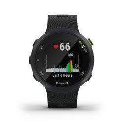 Garmin Forerunner 45 negru - ceas cu GPS pentru alergare, bicicleta, cardio, yoga si alte sporturi