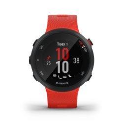 Garmin Forerunner 45 rosu - ceas cu GPS pentru alergare, bicicleta, cardio, yoga si alte sporturi