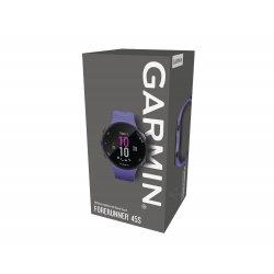 Garmin Forerunner 45s violet - ceas cu GPS pentru alergare, bicicleta, cardio, yoga si alte sporturi