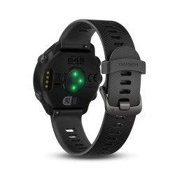 Garmin Forerunner 645 Music negru slate - ceas cu GPS pentru alergare, bicicleta, cardio, yoga si alte sporturi