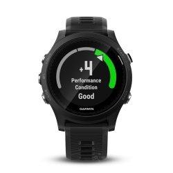 Garmin Forerunner 935 negru - ceas cu GPS pentru alergare, bicicleta, inot, triatlon si alte sporturi