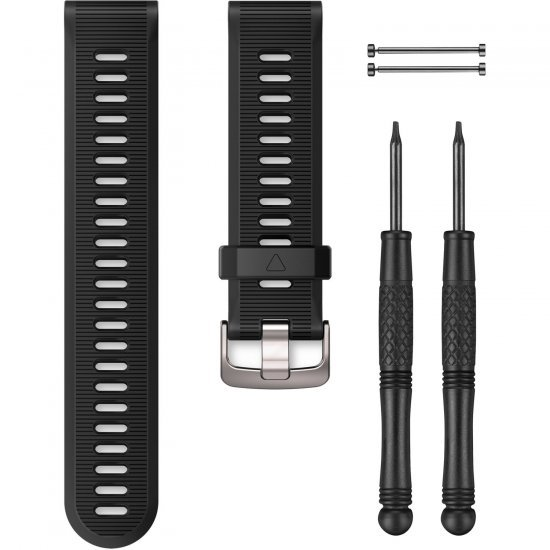 Garmin Forerunner 935/945 curea silicon neagra