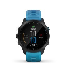 Garmin Forerunner 945 albastru bundle triatlon