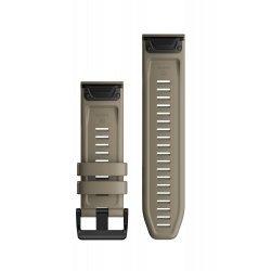 Garmin curea silicon QuickFit 26 - nisip de piatra
