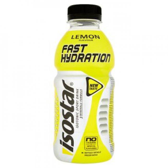 Fast Hydration Lemon 500ml Isostar