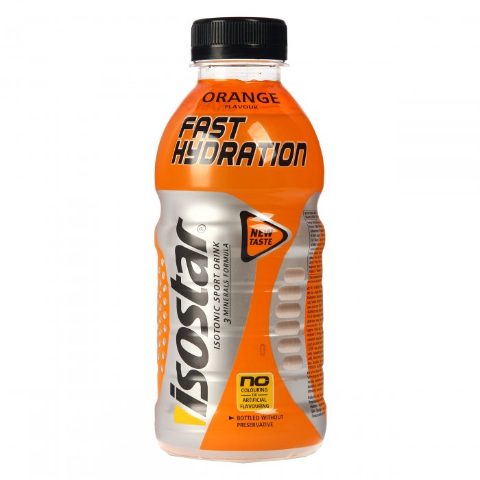 Fast Hydration Orange 500ml Isostar