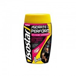 Hydrate & Perform Red Fruits 400g Isostar